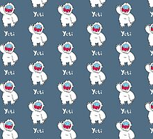 Y for Yeti by Gillian J.