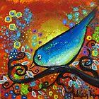 Bird III~Days End by Juli Cady Ryan
