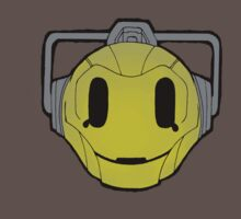 cyberman smiley by morphfix