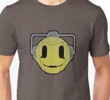 cyberman smiley Unisex T-Shirt