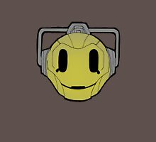cyberman smiley Unisex T-Shirt