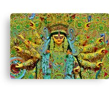 Vande Mataram - O Mother, I bow to thee! Canvas Print