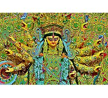 Vande Mataram - O Mother, I bow to thee! Photographic Print