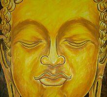 Thai Buddah by Chris Balazs