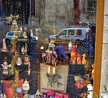 Christmas Delights, Chartres by Robert Arconti