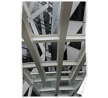 Contemporary Tokyo Building  Poster