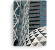 Office Buildings, Tokyo  Canvas Print