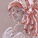 Toned Paper Giselle by CherryGarcia