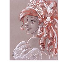 Toned Paper Giselle Photographic Print