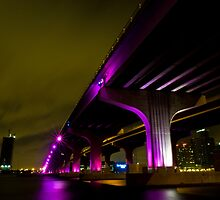 Causeway to Miami by Eyecbeauty