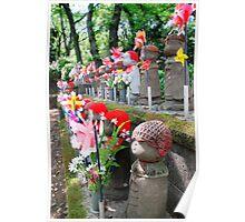 Statues for Unborn Children, Tokyo  Poster