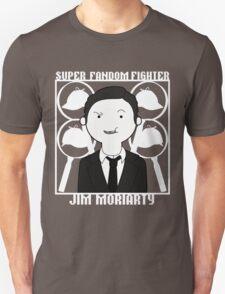 Super Fandom Fighter - Moriarty T-Shirt