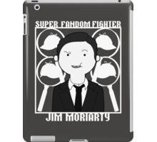 Super Fandom Fighter - Moriarty iPad Case/Skin
