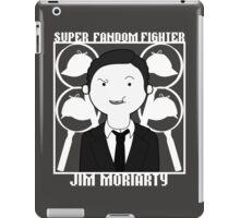 Super Fandom Fighter - Moriarty iPad Case/Skin