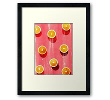 fruit 5 Framed Print