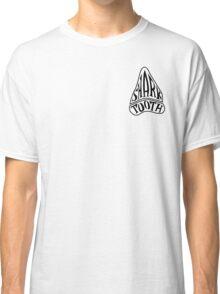 STA Logo White/Black Classic T-Shirt