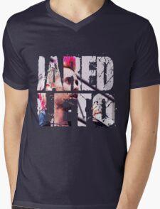 Jared Leto 30 seconds to mars Mens V-Neck T-Shirt