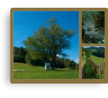 Landscapes from Poland - 6 Canvas Print