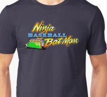 Ninja Baseball Bat Man Unisex T-Shirt