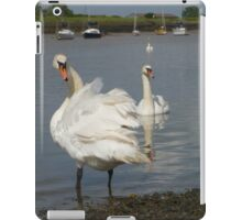 Looking My Way iPad Case/Skin