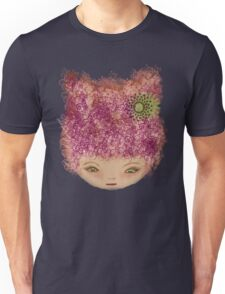 pink doll Unisex T-Shirt