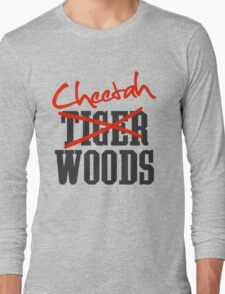 317 Cheetah Woods Long Sleeve T-Shirt