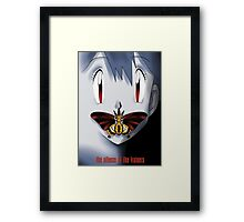 The Silence of the Trainers Framed Print