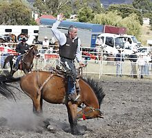 Picture Perfect - Woodstock Rodeo Tasmania 2009 by PaulWJewell