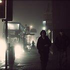February - atmopsheric london by cheburashka
