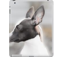 I Hear Everything with These Ears iPad Case/Skin