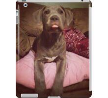 Tank 2 iPad Case/Skin