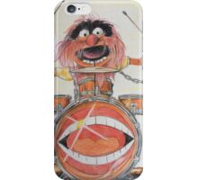 Animal the Muppets  iPhone Case/Skin