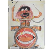 Animal the Muppets  iPad Case/Skin