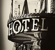 Hotel - Argentina by Kent DuFault