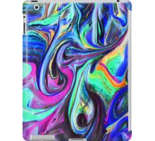 ACID PAINT iPad Case/Skin