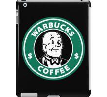 Warbucks Coffee iPad Case/Skin