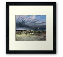 Little Pine Lagoon - Central Highlands Tasmania Framed Print