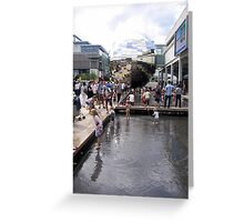 Bristol Scene Greeting Card