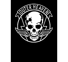 OUTER HEAVEN Photographic Print