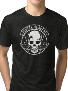 OUTER HEAVEN Tri-blend T-Shirt