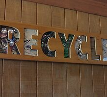 Recycle by sbm-designs