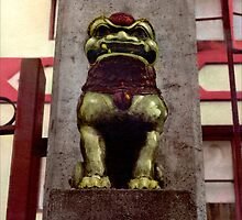 Guarding Ping Yuen by Barbara Wyeth
