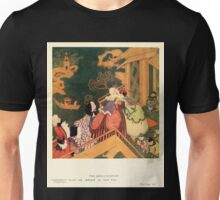 Fairy book Fairy Tales of the Allied Nations - 1917 - Edmund Dulac - 0209 - The Green Serpent Unisex T-Shirt