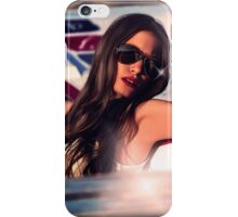 Fashion Airplane Fine Art Print iPhone Case/Skin