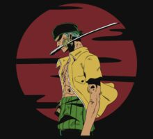 The Swordsman Of The Straw Hat Crew T-Shirt