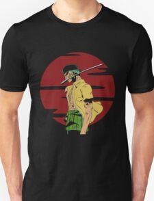 The Swordsman Of The Straw Hat Crew Unisex T-Shirt