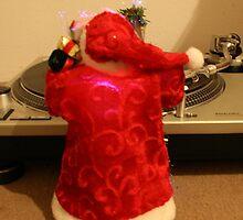 Last night Santa saved my life  by LeighSkaf