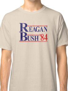 Reagan Bush '84 Election Vintage  Classic T-Shirt