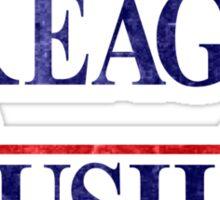 Reagan Bush '84 Election Vintage  Sticker