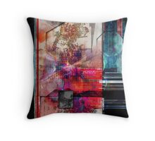 I Want To Be Somewhere Else Throw Pillow